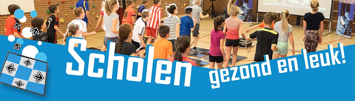 Sportgames voor scholen